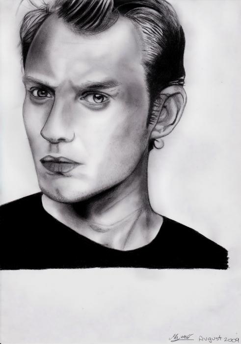 Jude Law par AllieH